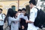 Đề thi thử THPT Quốc gia 2017 môn Hoá bị sai, Sở GD-ĐT Hà Nội nhận lỗi