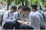 Thi THPT Quốc gia 2017: Nhiều thí sinh lo lắng căng thẳng trước giờ G