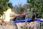 Ảnh: Bộ đội Việt Nam diễn tập đánh quân đổ bộ đường biển