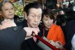 Nhà sáng lập tập đoàn Lotte 94 tuổi bị thẩm tra ngay tại nơi ở