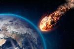 Thiên thạch nguy hiểm ngang 3 tỷ tấn thuốc nổ đang đến gần Trái Đất