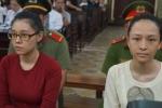 Hoa hậu Phương Nga đang hầu tòa