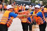 Sự cố môi trường biển chưa qua lũ lụt đã lại đến, Quảng Bình xin hỗ trợ khẩn