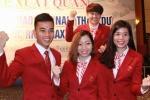 Lịch thi đấu của Đoàn Thể thao Việt Nam tại Olympic Rio 2016