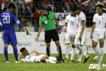 Trọng tài Oman 'cướp trắng' quả 11m của U22 Việt Nam