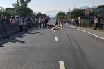 Va chạm với xe đầu kéo, Phó Chủ tịch HĐND xã bị tông chết