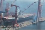 Trung Quốc hạ thủy tàu sân bay thứ hai