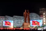 Hinh anh Khanh thanh tuong dai ky niem 127 nam ngay sinh cua Ho Chi Minh o Binh Dinh