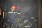 TP. HCM: Cháy lớn tại công ty thiết bị y tế