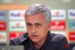 Jose Mourinho: 'Quá trễ để MU đua Top 4 Ngoại hạng Anh'