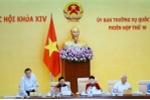 Ủy ban Thường vụ Quốc hội họp kín bàn về Nghị quyết xử lý nợ xấu
