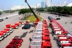Siết công tác phòng cháy chữa cháy tại chung cư cao tầng Hà Nội