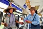 Người trên 70 tuổi được đi xe buýt miễn phí ở TP.HCM