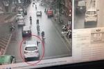 Tài xế vượt đèn đỏ xưng danh 'điều tra viên' Tổng cục Hải quan 'dọa' CSGT