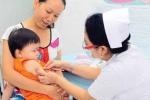 Trẻ em sẽ có mã số riêng để theo dõi tiêm chủng