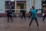 Clip: Thầy giáo trường Sư phạm nhảy Zumba như vũ công chuyên nghiệp
