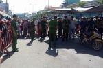 Áp sát bắn chết người giữa phố đông ở Khánh Hoà