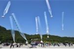 Vật thể hứng 90 phát đạn ở biên giới liên Triều có thể là bóng bay