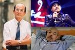 Một năm mất mát quá lớn khi phải tiễn biệt Thanh Tùng, Trần Lập, Minh Thuận, Phạm Bằng...