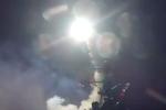 Video: Tàu chiến Mỹ ồ ạt phóng tên lửa Tomahawk tấn công Syria