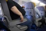 Cân hành khách béo để xếp chỗ, hãng hàng không bị kiện