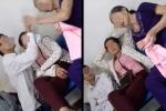 Clip con trai chửi mắng mẹ tại bệnh viện khiến dư luận bất bình