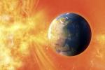 Vết đen khổng lồ xuất hiện trên Mặt trời sắp khiến Trái đất lâm nguy?