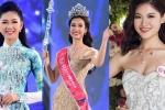 Gia thế và trình độ học vấn của tân Hoa hậu và 2 Á hậu Hoa hậu Việt Nam 2016