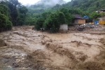 Cận cảnh lũ quét khủng khiếp cuốn trôi 11 ngôi nhà ở Nghệ An