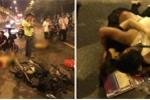 Hai 'ma men' chạy xe tốc độ cao gây tai nạn, 4 người bị thương nặng