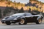 Siêu xe biểu tượng một thời Countach của Lamborghini