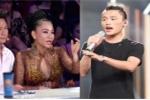 Thí sinh Idol bị giám khảo nhắc 'vô duyên' trên sóng trực tiếp