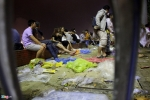 Hình ảnh đáng xấu hổ sau đêm thi pháo hoa đầu tiên ở Đà Nẵng