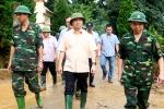 Danh sách cán bộ đi chơi golf: Bộ trưởng Trần Hồng Hà lên tiếng ngay tại rốn lũ