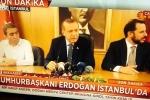 Tổng thống Thổ Nhĩ Kỳ ở đâu khi xảy ra đảo chính?