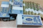 Dịch vụ đổi tiền lẻ cận Tết Đinh Dậu: Phí vọt lên 40%