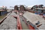 Hà Nội xử phạt 187 vụ hút cát trái phép, thu gần 5 tỷ đồng