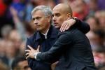 Mourinho vs Guardiola: Ai chiến thắng trong đại chiến MU-Man City?