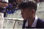 CĐV Campuchia khóc nức nở khi đội nhà thua U16 Việt Nam