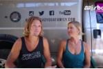 Kinh ngạc cặp vợ chồng bán nhà đi du lịch khắp thế giới