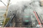 Phòng cháy chữa cháy ở chung cư: 'Cảnh sát đảm bảo đến tầng 16, cao hơn chủ đầu tư chịu trách nhiệm'