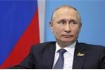 Tổng thống Putin: 'Không được mất bình tĩnh về vấn đề Triều Tiên'