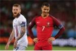 Bồ Đào Nha chia điểm, Ronaldo cười cay đắng
