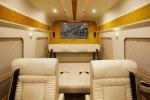 Mãn nhãn nội thất dát vàng của xe 'độ' giá gần 10 tỷ