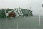 Clip: Công bố phút chót trước khi phà Sewol chìm