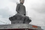 Tượng Phật cao nhất miền Bắc đổ sập: Sư trụ trì đi Úc từ 20 ngày trước