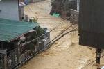 Ba mẹ con thiệt mạng trong mưa lũ ở Quảng Ninh