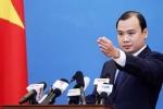 Xác minh thông tin tàu Trung Quốc đâm chìm tàu cá Việt Nam