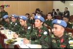 Video: Việt Nam cử thêm 5 sĩ quan tham gia lực lượng Gìn giữ hòa bình