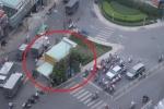 Video: Ngôi nhà 4 mặt tiền 'độc nhất vô nhị' giữa giao lộ Sài Gòn